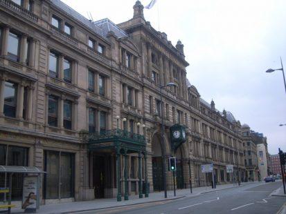 Exchange Station Liverpool